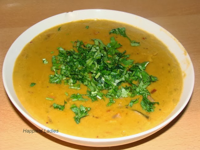 Dal fry Indian recipe