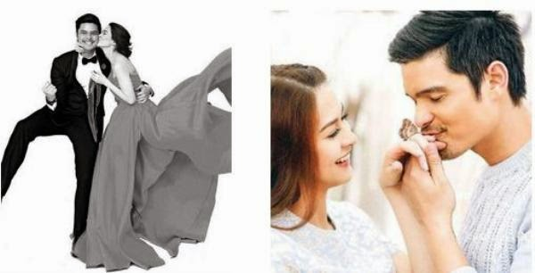 Marian Rivera And Dingdong Dantes 2014