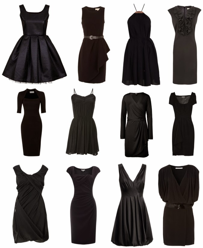 litlle black dresses