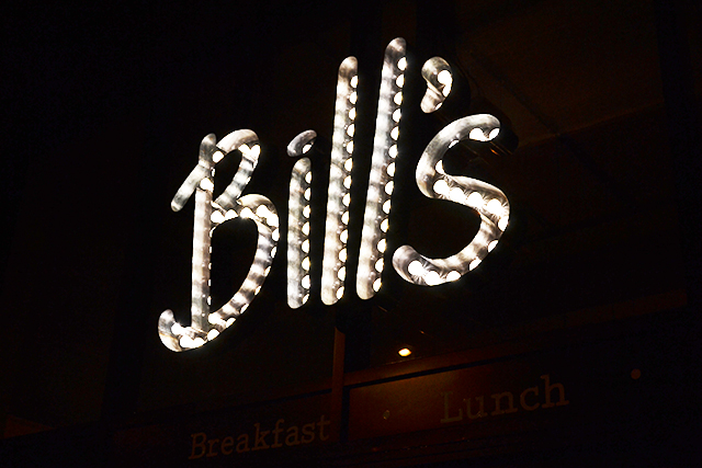 bills restaurant review glasgow uk