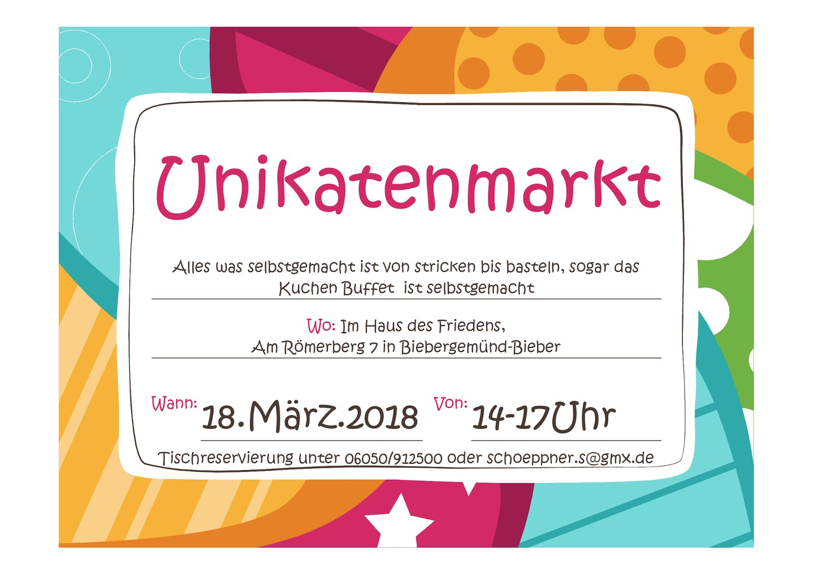 Unikatenmarkt 2018