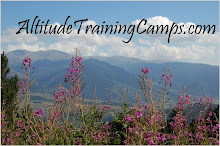 Altitude Training Website
