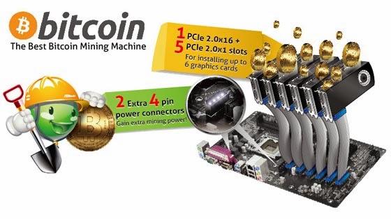 ASRock-novedosas-placas-madre-minar-bitcoins