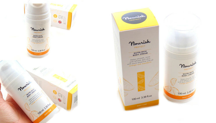 Nourish Protect Nutri-Rich Body Cream