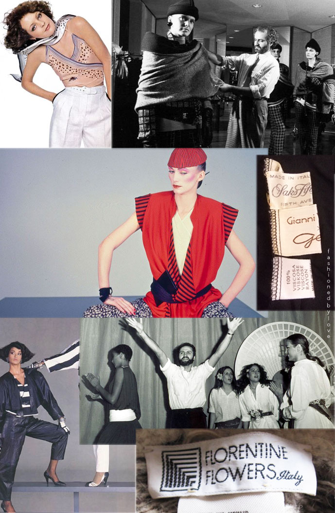 Gianni Versace 1960-1970s biography / Gianni Versace / Gianni Versace biography / Gianni Versace quotes / Life of Gianni Versace / Made in Italy / Italian fashion designers / via fashioned by love british fashion blog