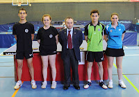 Final juvenil dobles mixtos 2013