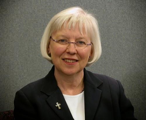 Julia A. Upton, RSM, Ph.D.