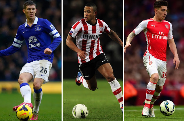 Top Five Premier League Youngster of 2015-2016