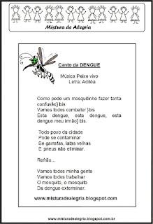 Paródia sobre dengue