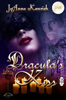 Dracula's Kiss, a 1NightStand book set in Cruden Bay, and Slains Castle (ruins with actual connections to Bram Stoker's Dracula) Scotland, is OUT NOW!