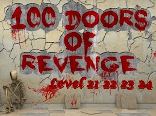 100 Doors of Revenge Level 21 22 23 24 Walkthrough