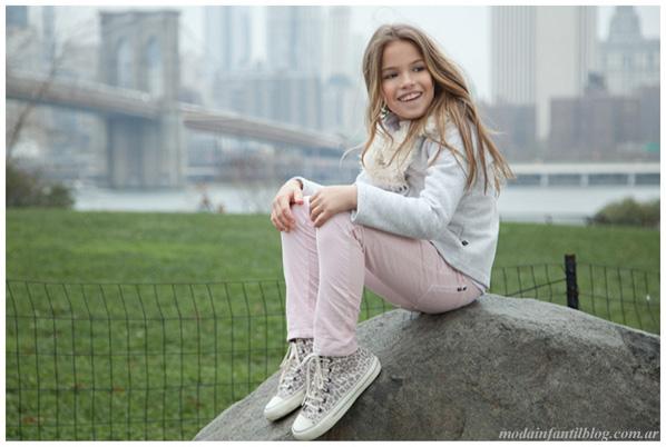 Mimo invierno 2013 zapatillas niñas