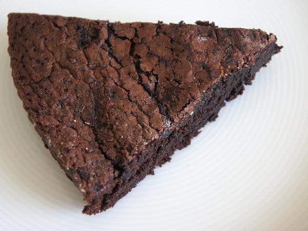 glutenfreier Schokokuchen (Kladdkaka) von Fria