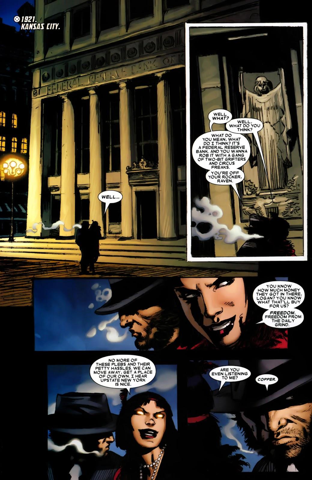 Read online Wolverine (2003) comic -  Issue #64 - 3