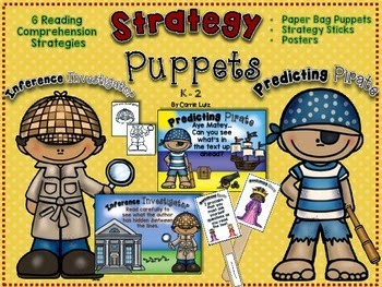 https://www.teacherspayteachers.com/Product/Reading-Comprehension-Strategy-Puppets-with-Thinking-Stems-and-Colorful-Posters-1544867