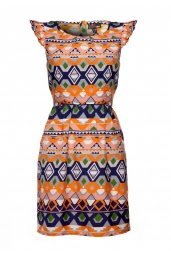 yn156+orange+yumi+dress 171x255 The Best of Whats Left in the Sales