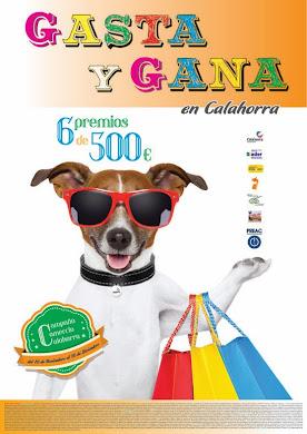 """Campaña """"Gasta y Gana"""" de los comerciantes de Calahorra"""