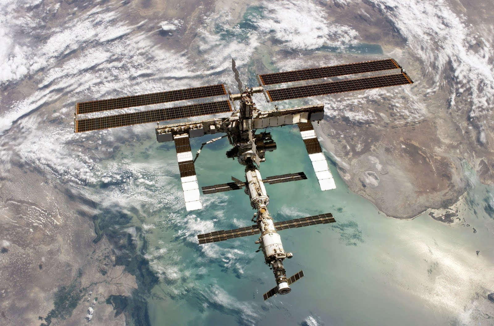 international space station from earth to current transportation - photo #23