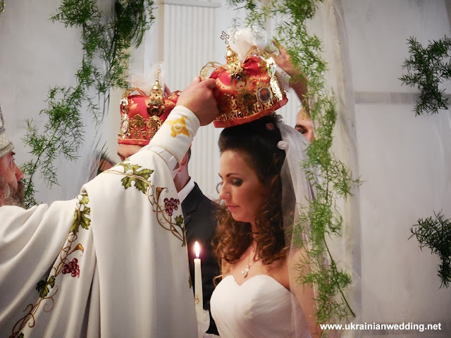 Ukrainian Marriage Ceremony
