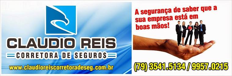 CLAUDIO REIS CORRETORA DE SEGUROS