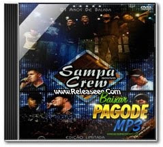 CD Sampa Crew   21 Anos de Balada (2007)