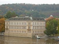 Buildings Prague