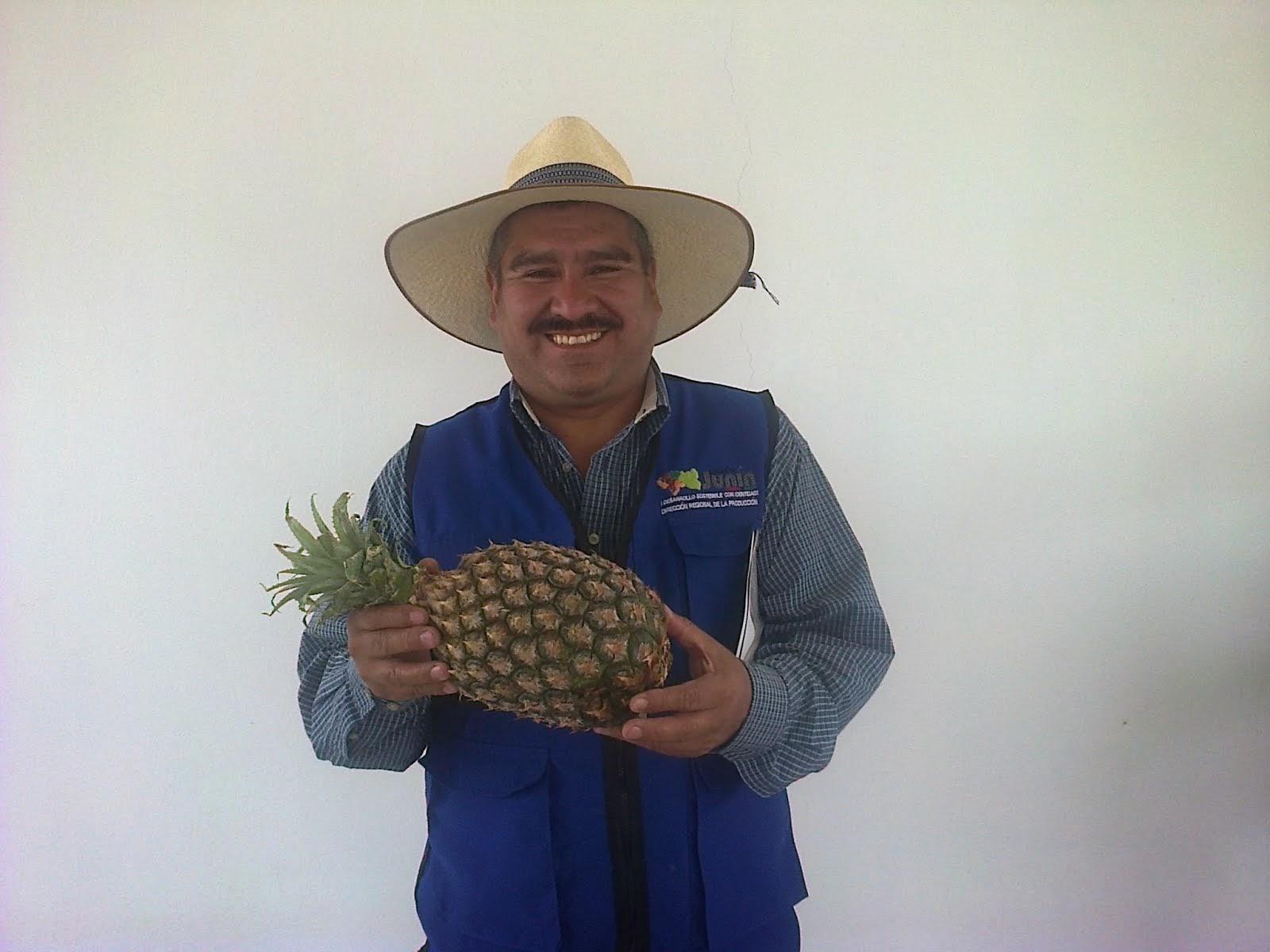 MARCO FERNANDEZ  DIRECTOR REGIONAL DE LA PRODUCCIÓN JUNIN