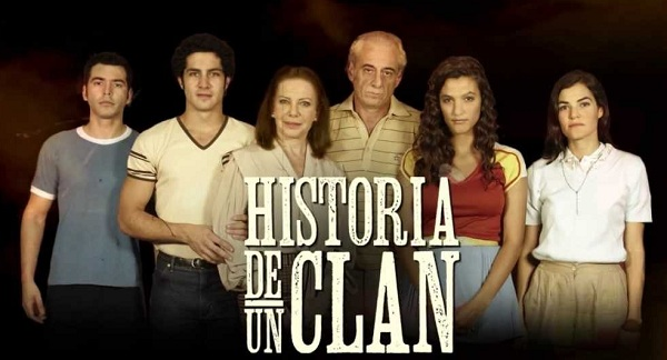 Historia de un Clan capitulo 10 Miercoles 11 de Noviembre del 2015