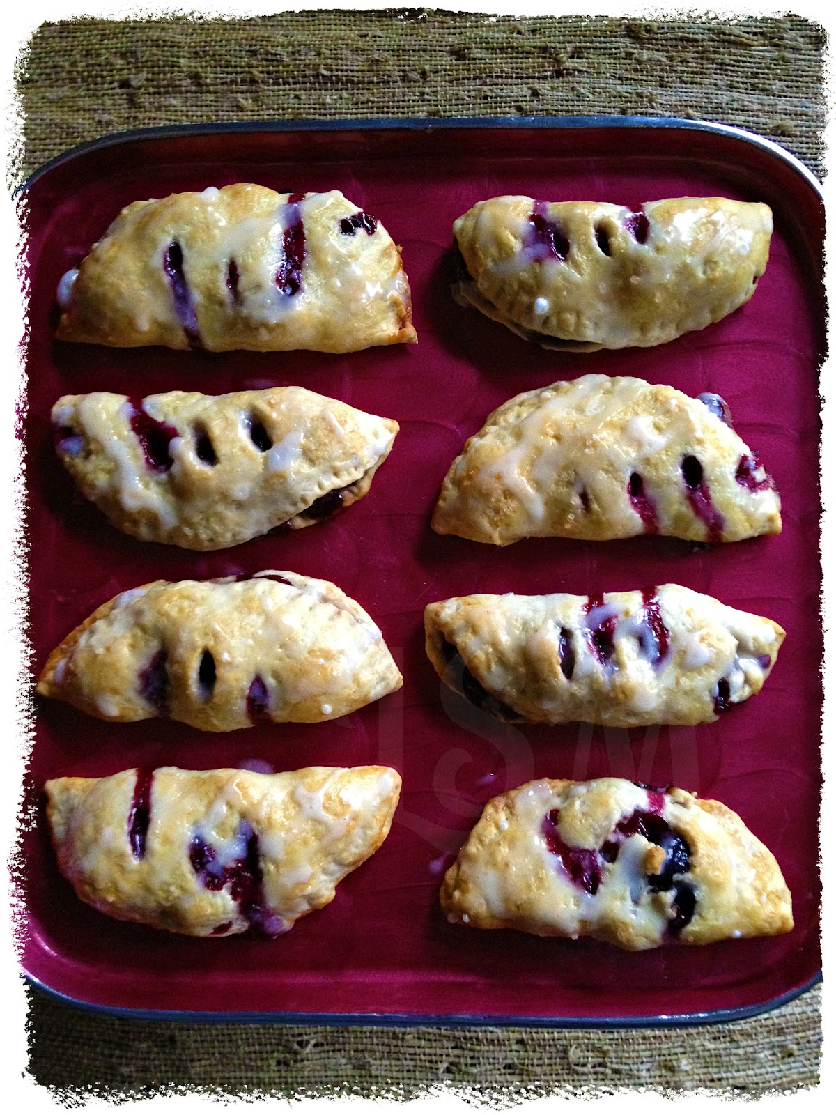 Life's Simple Measures: Cherry Hand Pies