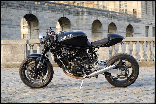 Ducati SS Cafe Racer | cafe racer | Ducati Cafe Racer , not much info on this build Ducati SS Cafe Racer