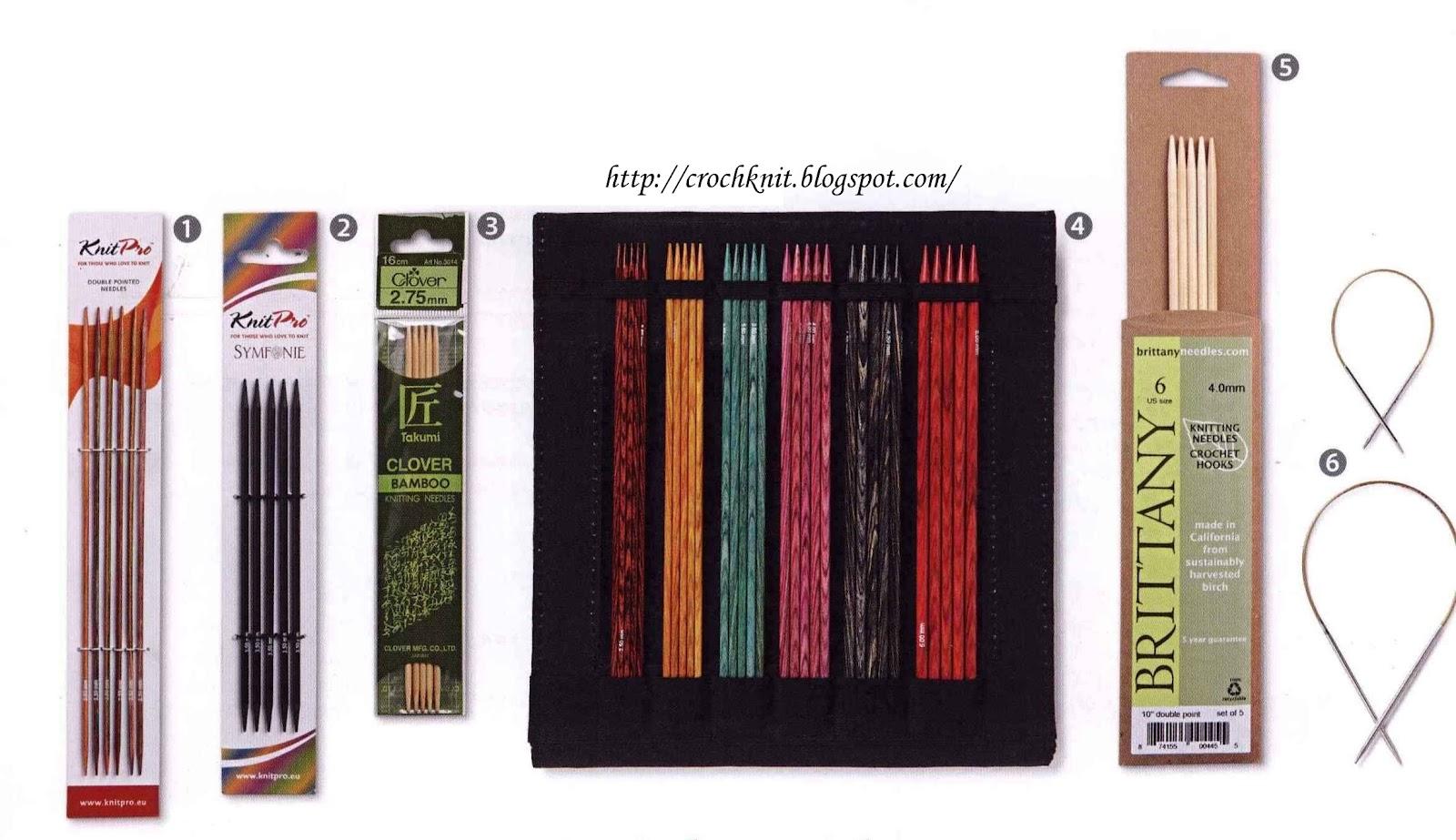 Наборы спиц для вязания носков 226