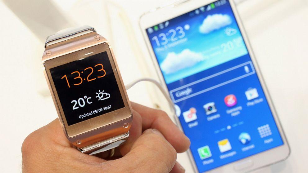 Galaxy Gear, Produk SmartWatch dari Samsung