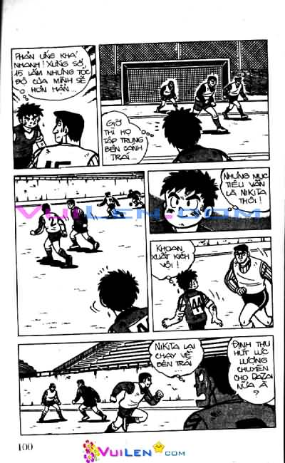 Jindodinho - Đường Dẫn Đến Khung Thành III  Tập 13 page 100 Congtruyen24h