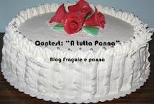 """""""Con questa ricetta partecipo al Contest """"A tutta panna"""" del blog Fragole e panna."""""""