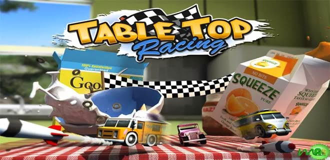 Table Top Racing APK Mod ( Unlimited money ) Download