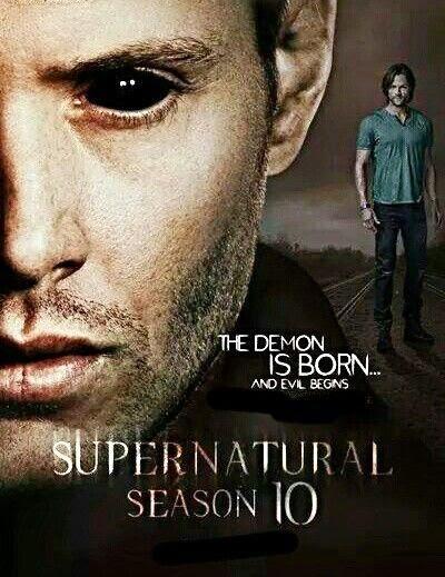 Supernatural 10x01 - Black (review)