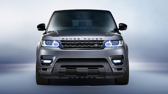 All-new Range Rover Sport SUV front