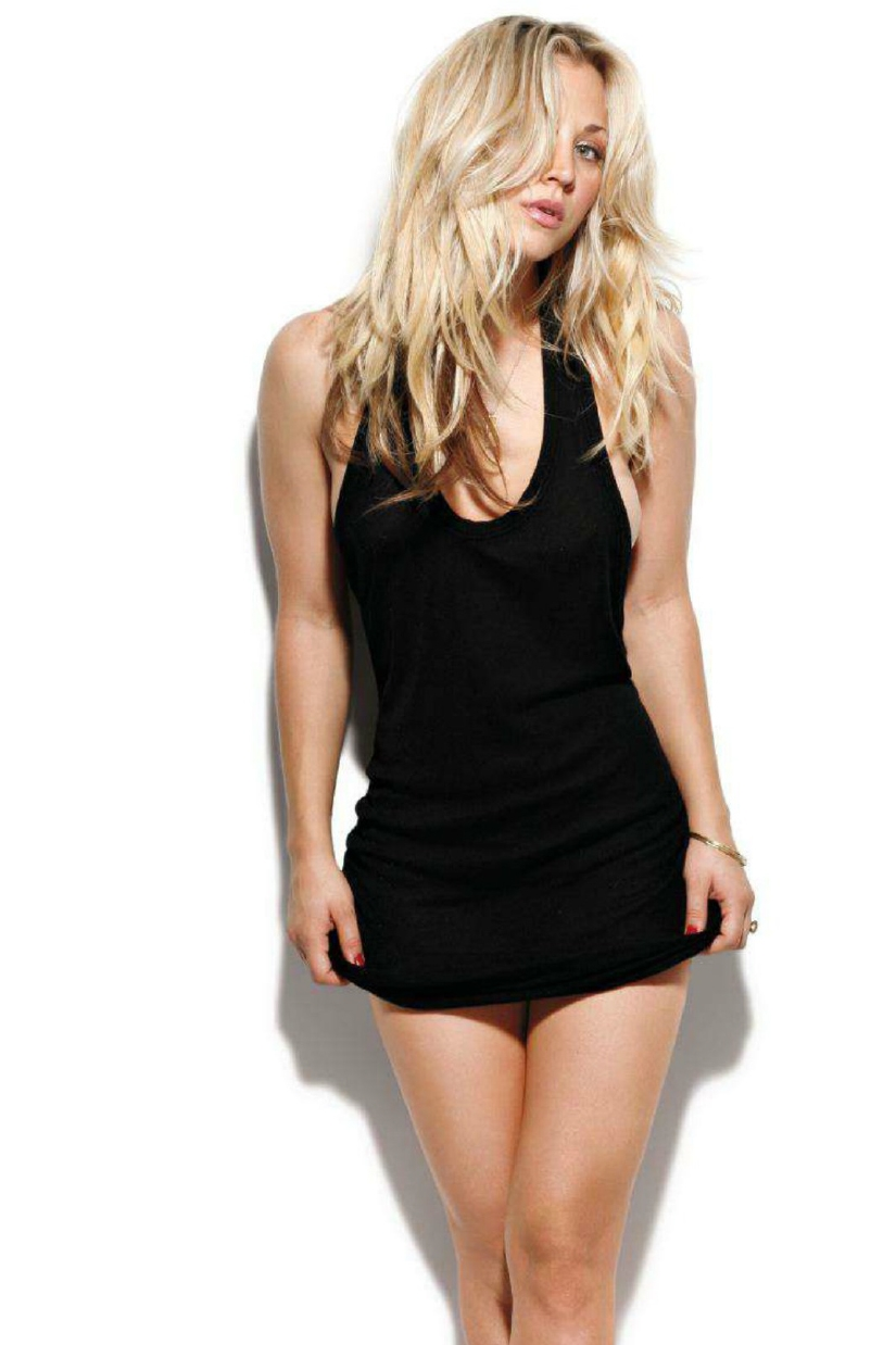 kaley cuoco little black dress kaley cuoco 06 jpg on kealy