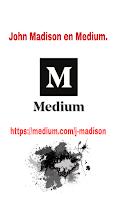 John Madison en Medium