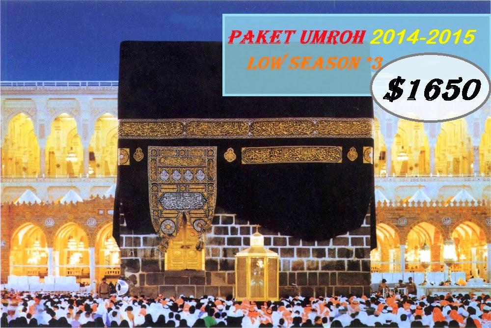 harga Paket Umroh Promo Desember 2014-2015
