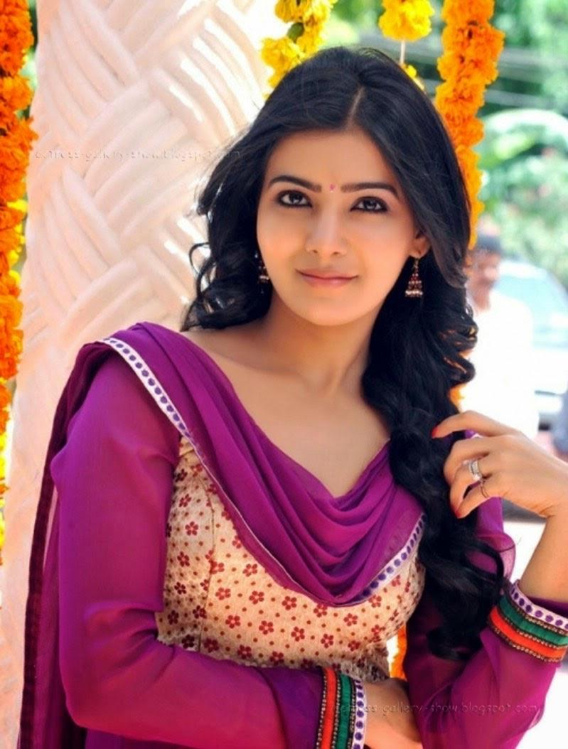 Actress samantha Beautiful stills