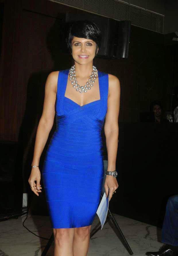 Mandira Bedi at Brijesh Singh's book 'Quantum Siege' launch