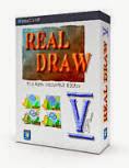 برنامج تركيب الصور و صناعة الاختام Real DRAW Pro