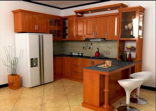 Jasa Pembuatan Kitchen Set Berkualitas