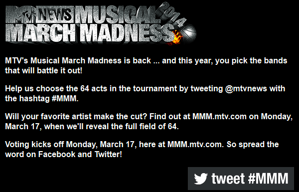 vota-Tokio Hotel-Musical-March-Madness-2014
