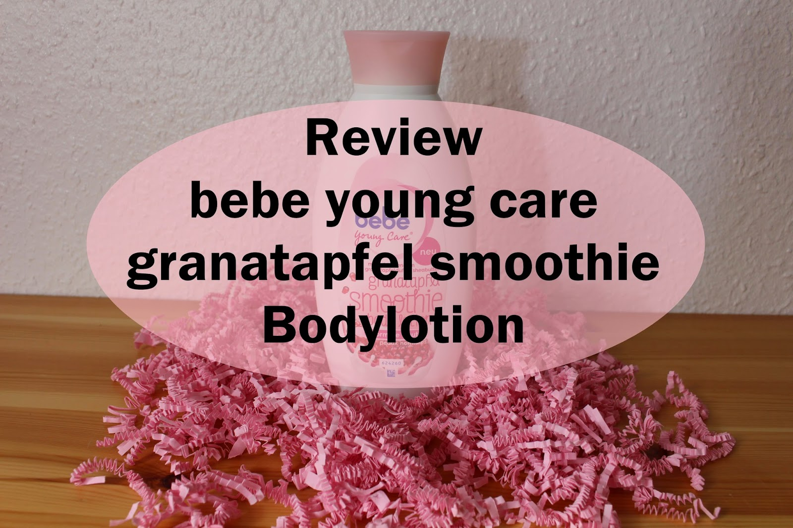 bebe young care Granatapfel Smoothie Bodylotion