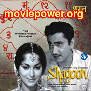 hindi movie online Shagoon (1964)