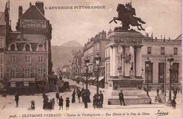 CPA Vercingétorix, place de Jaude
