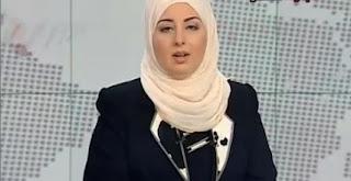بالفيديو.. فاطمة نبيل أول مذيعة محجبة تظهر في التليفزيون المصري
