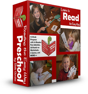 learn to read, sight words, preschool